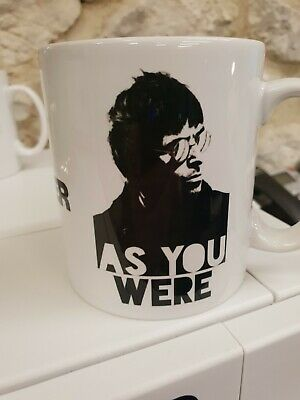 Liam Gallagher As You Were Cup / Mug Oasis Madchester • 9.99£