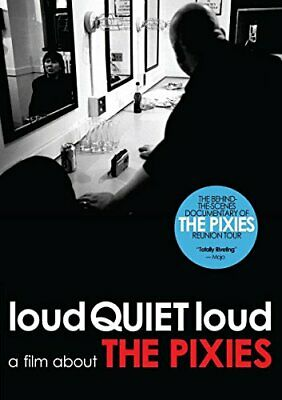 PIXIES - LOUD QUIET LOUD - DVD - New • 14.29£