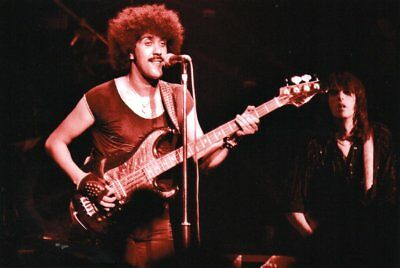 Phil Lynott Thin Lizzy Photo 1983 Farewell Gig Unreleased Unique Image 12 Inchs  • 6.95£