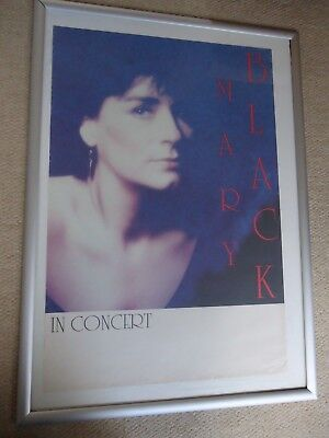 Mary Black Gig Concert Poster 1987 Vintage Original & Unused Collectible & Rare • 10£