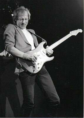 Mark Knopfler Photo 1982 Unique Unreleased Image Dire Straits Huge 12inch Rarity • 6.95£