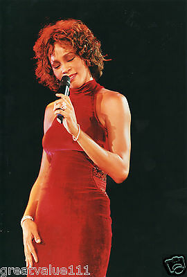 Whitney Houston Photo 96 Huge Unique Image Far East Unreleased Exclusive 12inch  • 5.50£