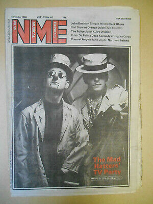 Madness  Poster ~ Original Music Press Front Page From 1980 • 6.99£