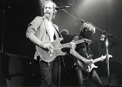 Dire Straits Photo Mark Knopfler 82 Unique Unreleased Image Huge 12 Inch Rarity • 6.95£