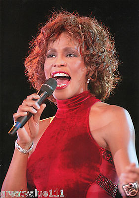 Whitney Houston Photo 96 Unique Image Far East Unreleased Exclusive Huge 12inch  • 5.95£