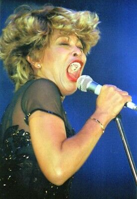 Tina Turner Photo 1996 Elite Unique Unreleased Image Exclusive 12 Inch Rare Shot • 6.75£
