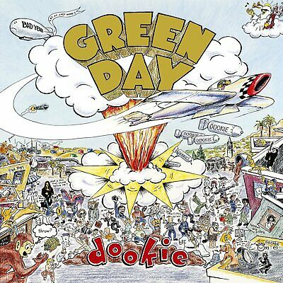 GREEN DAY DOOKIE VINYL LP (Released June 12th 2009) • 16.99£