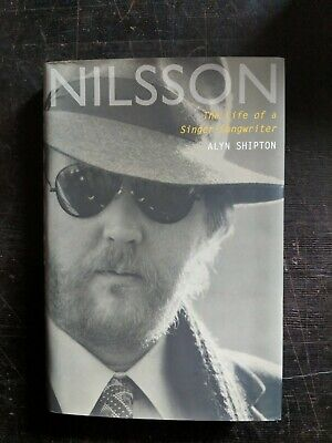 Unread NILSSON HARDCOVER BOOK  • 30£