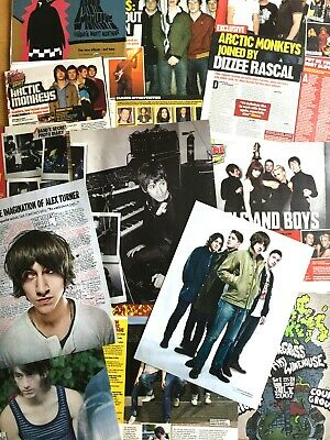 Arctic Monkeys Magazine Cuttings Collection • 6.49£