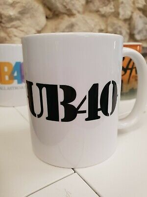 UB40 The Band Cup / Mug Ali Campbell Astro Mickey 1980s Logo  • 9.99£