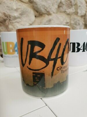 UB40 The Band Cup / Mug Ali Campbell Astro Mickey Cities And Towns Tour Logo  • 9.99£