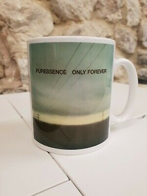 Puressence Cup / Mug Featuring The First Two Album Covers Manchester Band 90s • 9.99£