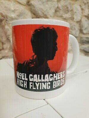 Noel Gallagher's High Flying Birds Cup / Mug Oasis Liam Madchester  • 9.99£