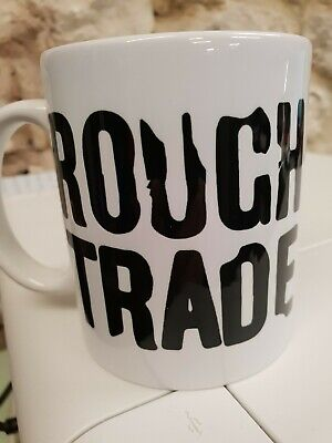 Rough Trade Records Cup / Mug Legendary Indie Music Publisher • 9.99£