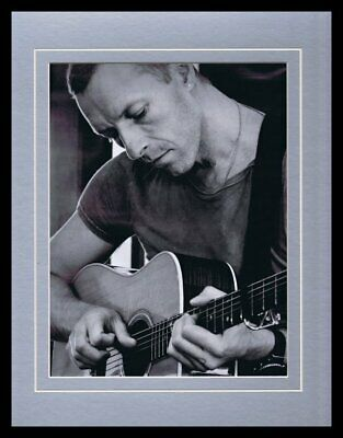 Chris Martin 2020 Coldplay Framed 11x14 Photo Display  • 27.93£
