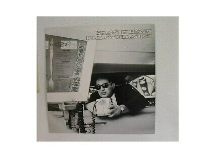 The Beastie Boys Poster Flat 2 Sided Ill Communication • 38.61£