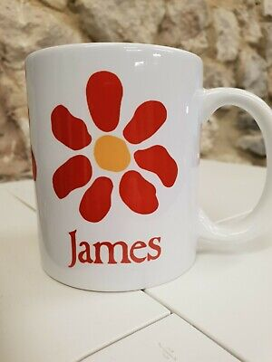 James The Band Cup / Mug Tim Booth Sit Down Born Of Frustration • 9.99£