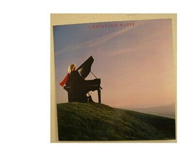 Christine McVie Poster Fleetwood Mac Flat • 21.49£