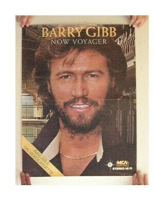 Barry Gibb Poster Old Voyager BeeGees The Bee Gees • 53.73£