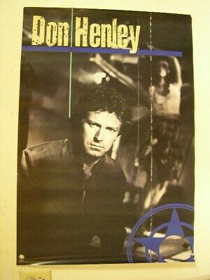 Don Henley Of The Eagles Poster Old • 44.73£