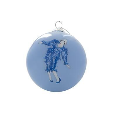 Christmas Bauble David Bowie Clown    Ornament MYXB031 • 12.99£