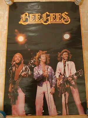 1978 Official One Stop Poster -  BEE GEES -  • 24.99£