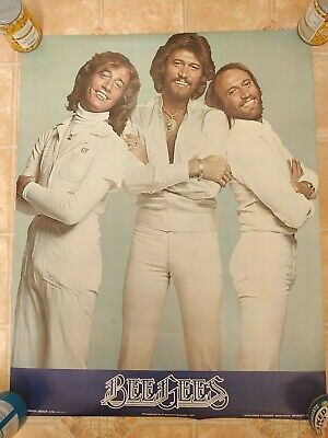 1977 Official Iconic Pose  Poster -  BEE GEES -  • 24.99£