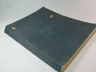 ANTIQUE MUSIC Victorian Bound Book Of Music Scores • 20£