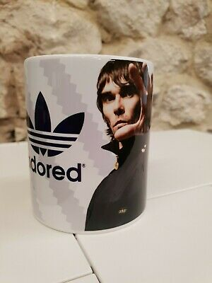 Ian Brown Adored Madchester Cup / Mug Stone Roses Hacienda Factory Records • 9.99£
