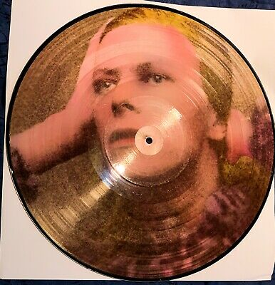 Superb David Bowie 12 Inch Picture Pic Disc Hunky Dory Wow • 49.98£