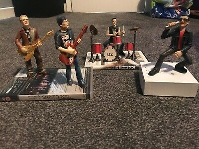 U2 Paul Hewson Bono Band Rare Figures Ornaments Statues 1980's  • 50£