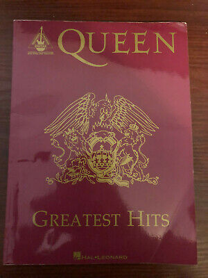 Queen - Greatest Hits Songbook • 10£