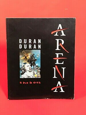 DURAN DURAN Arena: The Book Official 1985 UK Original Tour • 23.99£