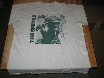 The Smiths Meat Is Murder Vintage T-shirt, Fruit Of The Loom, Medium, EX Cond. • 3.99£