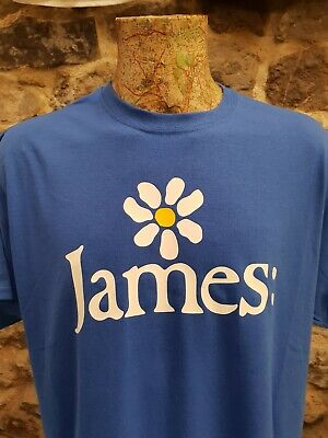 James Tim Booth The Band 1990s Style Tee T Shirt Retro 90s Madchester Hacienda • 13.99£