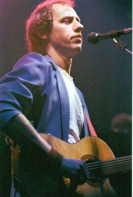 Mark Knopfler Photo 1982 Unique Unreleased Dire Straits Image Huge 12inch Rarity • 9.50£