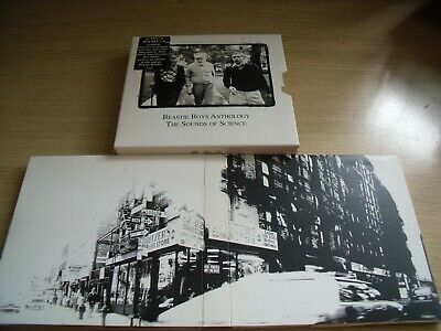 The Beastie Boys Anthology The Sound Of Science 2 CD & Book. • 2.99£