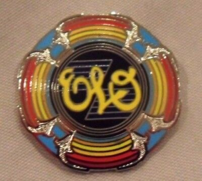 **NEW** ELO Enamel Pin Badge. Electric Light Orchestra. 'Alone In The Universe'  • 3.99£