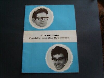 ROY ORBISON & FREDDIE & THE DREAMERS, & OTHERS - 1960s MUSIC PROGRAMME • 7.99£