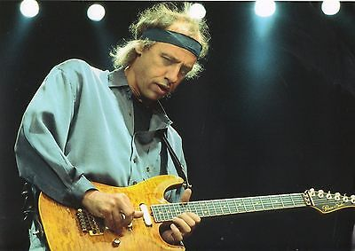 Mark Knopfler Photo 1991 Unique Dire Straits Image Unreleased Exclusive 12 Inchs • 8.95£