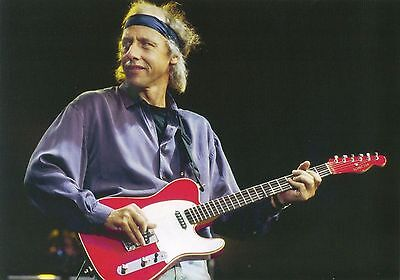 Mark Knopfler Photo Dire Straits 1991 Unique Unreleased Image Huge12 Inch Rarity • 9.85£