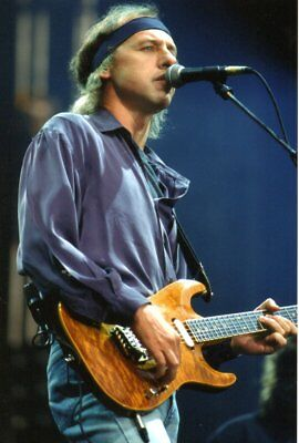 Mark Knopfler Photo 1991 Unique Dire Straits Unreleased Image Huge12 Inch Rarity • 9.95£