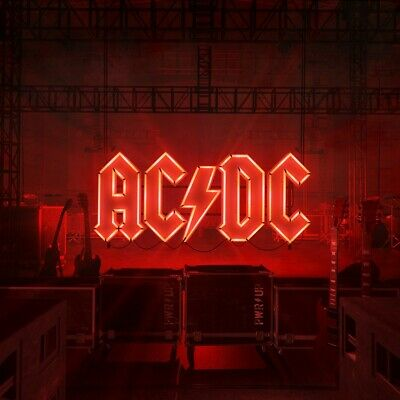 AC/DC POWER UP CD (Released November 13th 2020) - IN STOCK • 12.98£