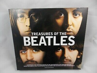 Treasures Of The Beatles By Terry Burrows - Sterling - In Slipcase • 38.64£