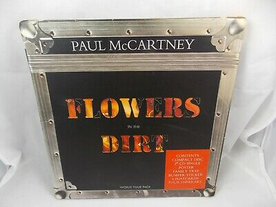 Paul McCartney Flowers In The Dirt World Tour Pack - 1989 No. 22325 • 23.17£