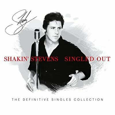 Shakin' Stevens Singled Out Definitive Singles Collection 3 Cd (27/11/2020) • 10.98£