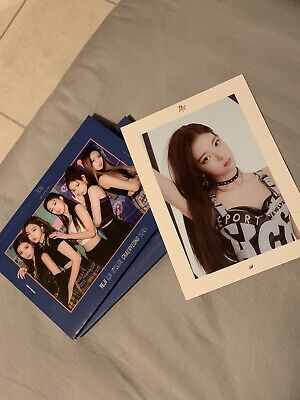 ITZY Official IT'z ME 2nd Mini Album Wannabe Version With LIA Cover • 8£