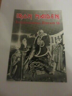 Iron Maiden Official Fan Club Magazine - Issue 11 • 10£
