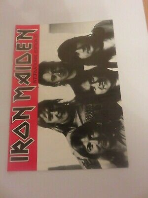 Iron Maiden Official Fan Club Magazine - Issue 23 • 10£