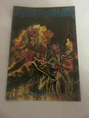 Iron Maiden Official Fan Club Magazine - Issue 41 • 10£